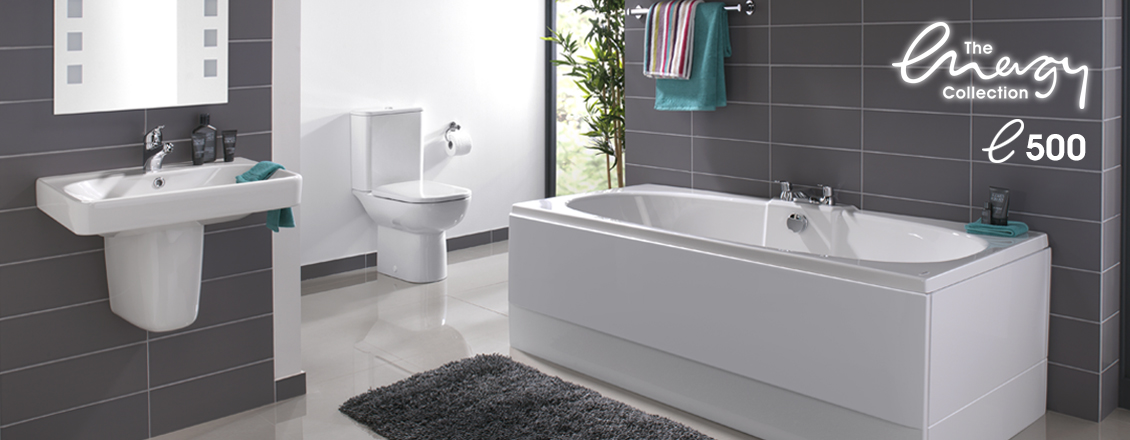e500 bathroom suite and Rio Bath