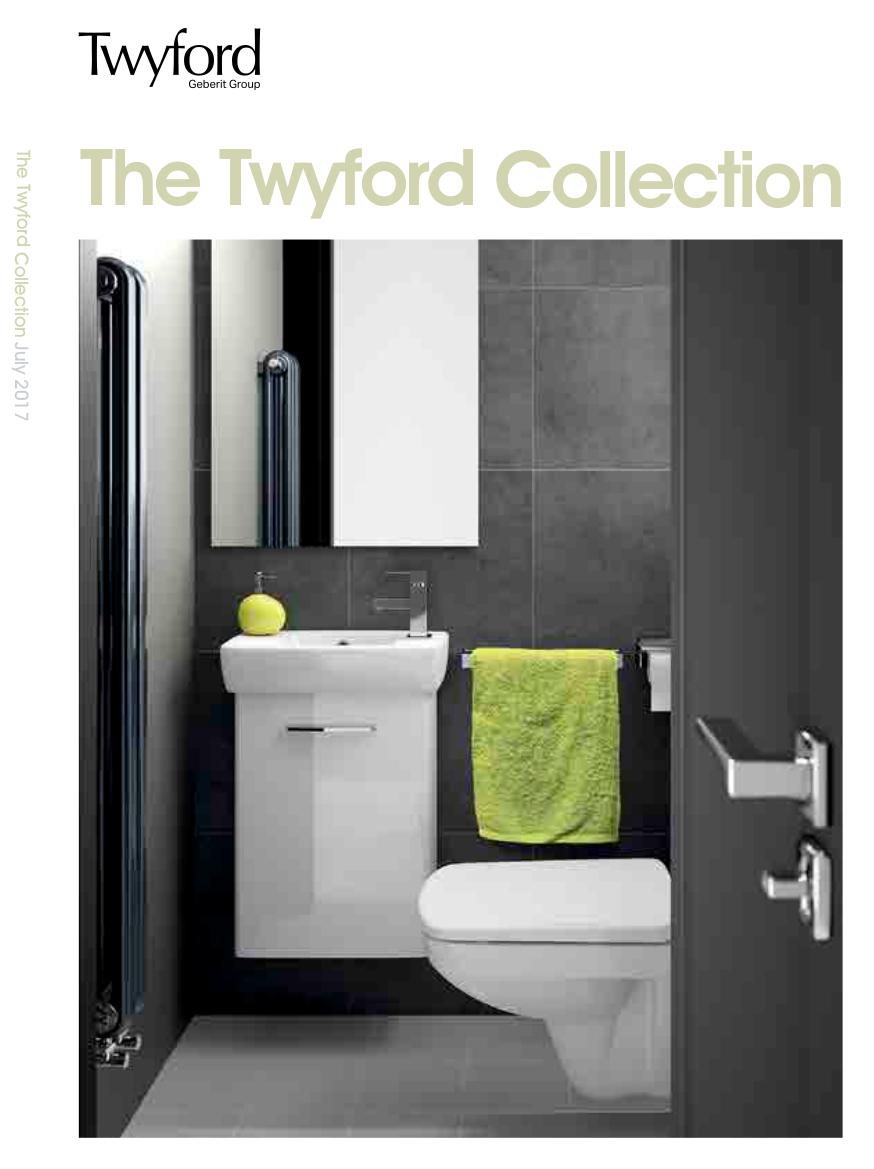 order the latest twyford bathroom brochure twyford bathrooms