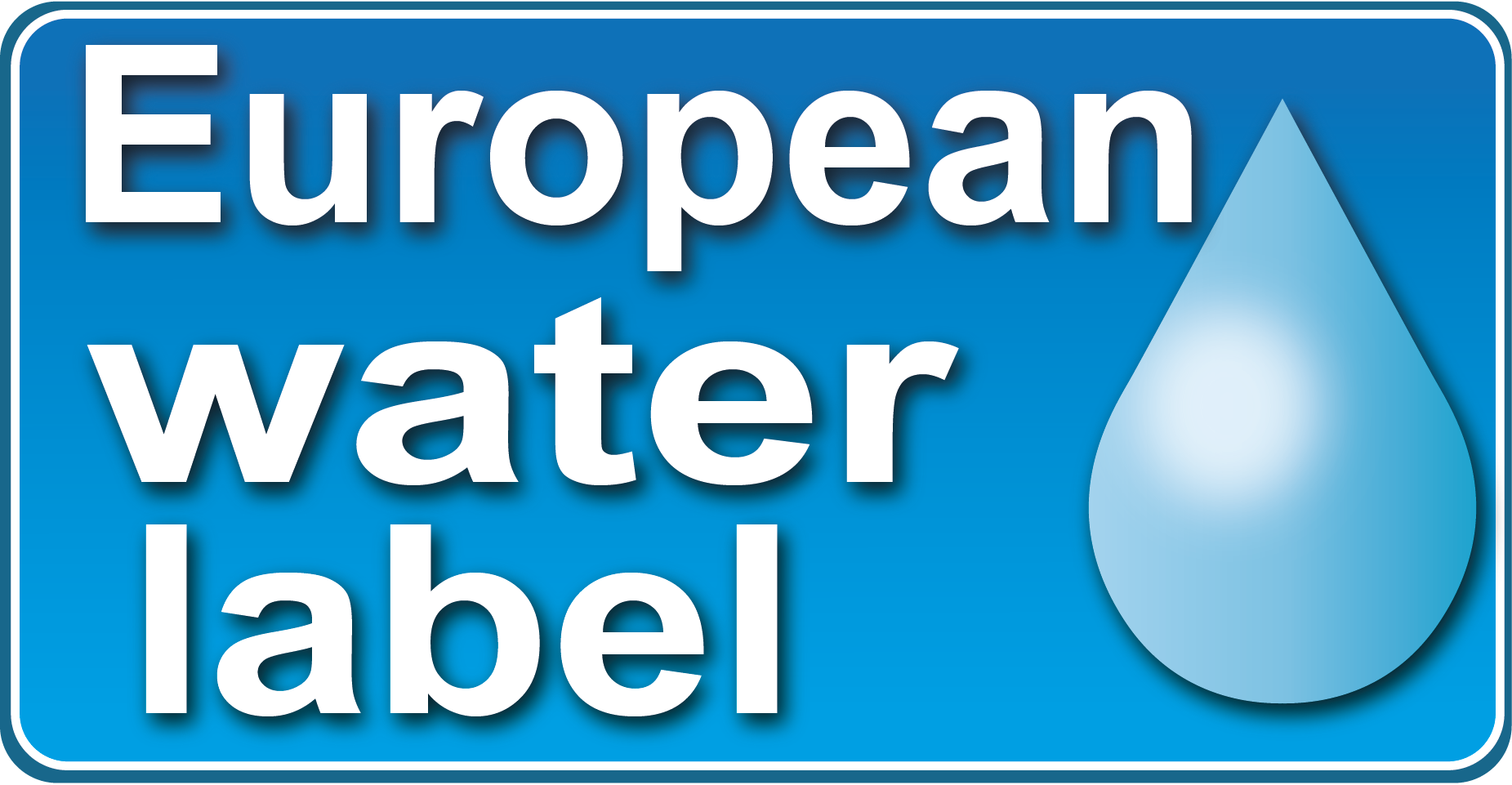 European Water label