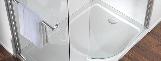 Shower Enclosures and Trays