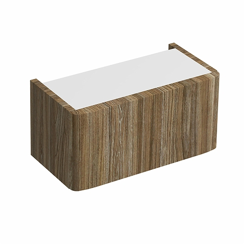 New  Of Miller Traditional 1903  50 Basin Vanity Unit With Door And Plinth