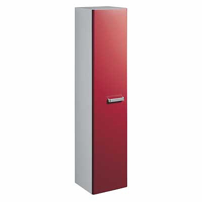 Galerie Tall Cabinet LH/RH, Red