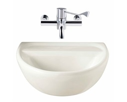 Sola Medical Washbasin 500x400 0 Tap