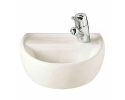 Sola Medical Washbasin 400x345 1 Tap RH, HTM64-LB G S