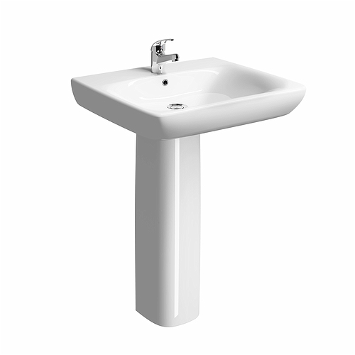 E100-Square-Less-Abled-Washbasin-550x550-1-Tap