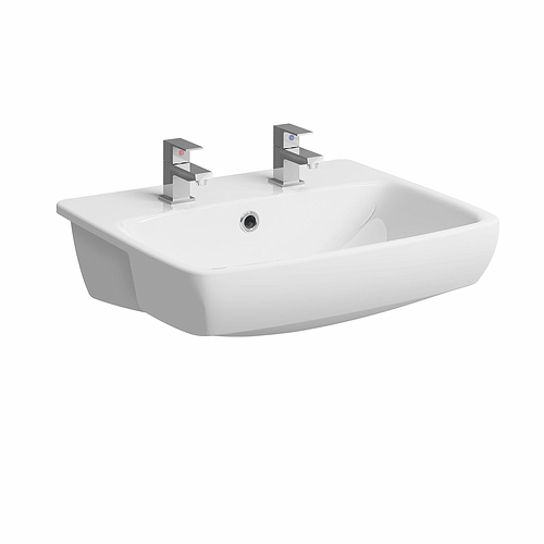 E100-Square-Semi-Recessed-Basin-550x440-2-Tap