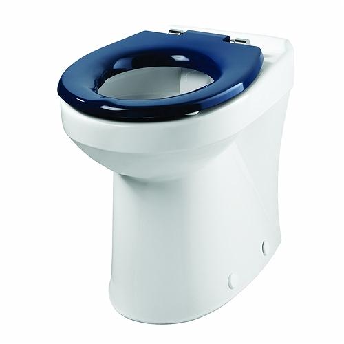 Avalon Rimless Back To Wall Toilet Pan Toilets Bidets