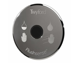 Flushsense Infra Red Sensor, Dual Flush - Chrome Plated