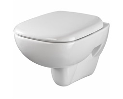 Moda Wall Hung Toilet Pan