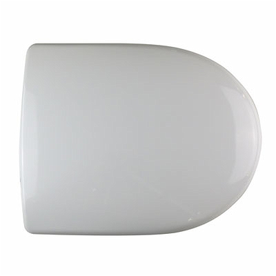 Integrity Toilet Seat and Cover, Soft Closing Mechanism