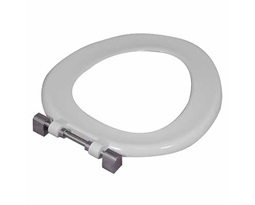Full-Toilet-Seat-Ring-For-Sola-School-350-Toilet-Pan-White