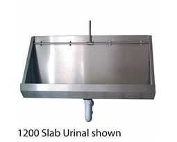 1200 Urinal Wall Hung