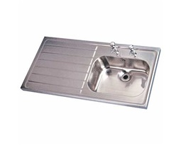 1200mm Sink Single Bowl & LH Drain 2T