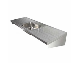 Sink-Single-Central-Bowl-Double-Drainer-1800x600-No-Tap