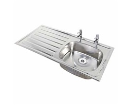 1028mm-Inset-SinkLH-drainer-RH-sink-2-tap-holes-No-Overflow