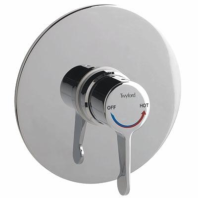 adjust thermostatic shower valve instructions