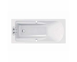 All Rectangular Bath 1700X750 Inc Waste Cover, Grips, 2 Tap