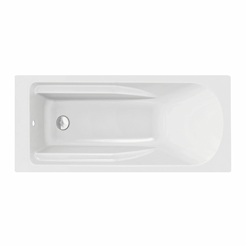 All Rectangular Bath 1700X750 Inc Waste Cover , No Grips, 0 Tap, Encapsulated