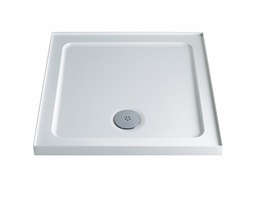 Tray 900x900 Square Upstand