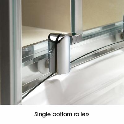 Es200 Bifold Door 760mm Lh Or Rh Shower Enclosures And