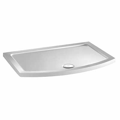 Hydr8 Bow Slider Shower Tray 1200X700/860mm