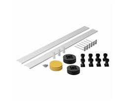 Twyford Tray Up To 1200mm Leg & Panel Kit