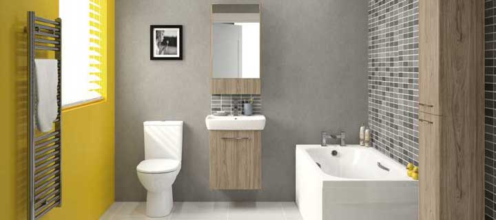E100 Square Grey Ash Wood Furniture