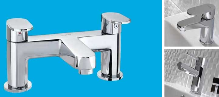 Twyford 2015 new taps ranges